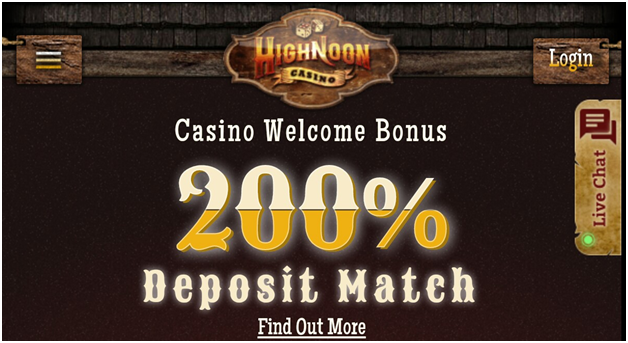 High Noon Casino Www Highnoon Com Play The Latest 2020 Free